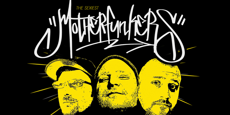 The sexiest Motherfunkers - Free EP von Zitral,Pyro und Dr.Aux